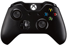 CONTROL XBOX ONE + CABLE